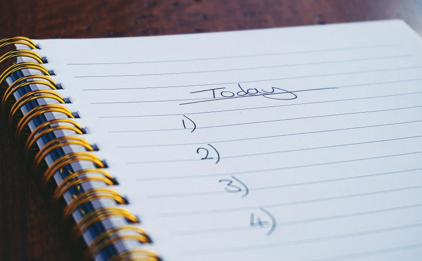WHAT'S ON YOUR TO-DOLIST?